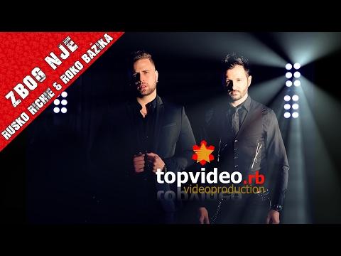 Zbog nje -  Rusko Richie & Roko Bažika  (Official FHD 2k17)