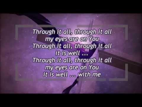 It Is Well (Kristene DiMarco) with lyrics
