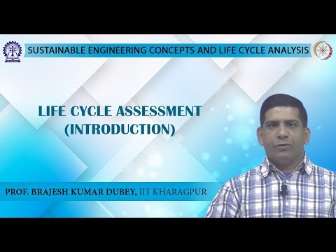 Life Cycle Assessment - Introduction