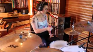 KITTIE - I've Failed You (drum cover)