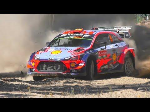 "WRC Rally Hyundai Sordo ""Gravel Attack""  (Pure Sound) Full HD"