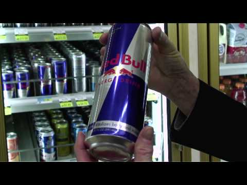 9. Grocery Store Tour with Robb Wolf and Jackie Cox: Energy Drinks