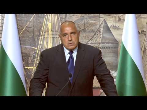 """Премиерът на Турция Бинали Йълдъръм: """"Ще направим всичко, което е по силите и възможностите ни да намалим товара на гърба на България, свързан с бежанската криза. Съответните ни учреждения вече започнаха работа по този въпрос, надявам се, че тези усилия ще дадат резултат в кратки срокове и по този начин ще облекчим България""""."""