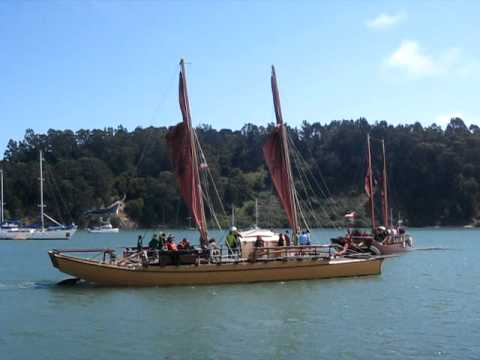 Pacific Voyagers at Treasure Island Aug 6, 2011