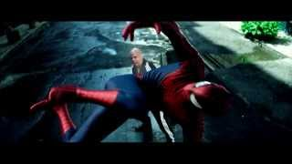 «Новый Человек паук  Высокое напряжение» 2014   Первый русский трейлер фильма   Смотреть онлайн