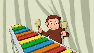 Le Xylophone 🐵Georges le Petit Singe 🐵Saison 2  🐵Dessin Animé 🐵Animation Pour Enfants