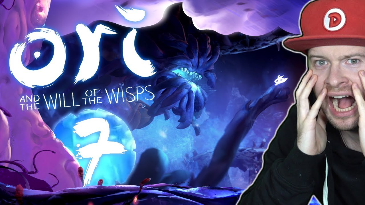 Download ORI AND THE WILL OF THE WISPS 🦉 #7: Flucht vor giftiger Welle aus Brunnenquell