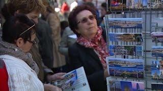 España recibió 3,9 millones de turistas en enero