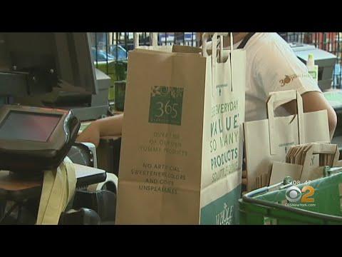 NYC Considers Paper Bag Fee
