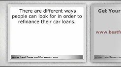 What Credit Score Do I Need To Refinance My Auto Loan?