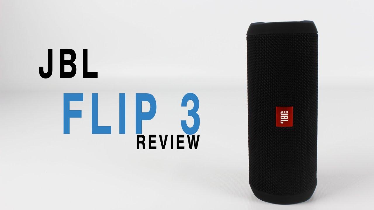Jbl Flip 3 Review Youtube