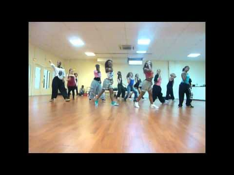 DANCEHALL WORKSHOP - JUSTE DEBOUT SCHOOL - BUSY SIGNAL - GRAB AND WINE