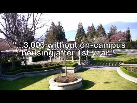 UBC Student Housing!!