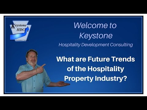 What are Future Trends of the Hospitality Property Industry?