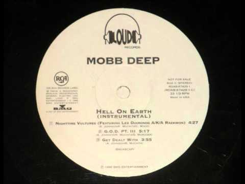 Mobb Deep - Get Dealt With (Instrumental)