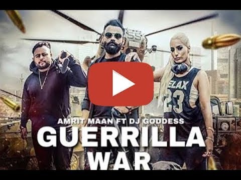 new song gurila war by amrit maan by musicindiachannel MUSIC INDIA CHANNEL