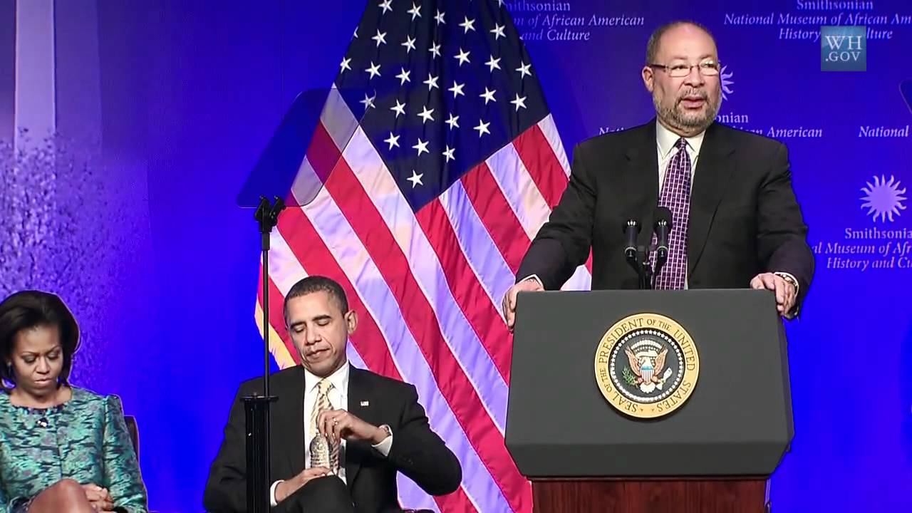National Museum of African American History and Culture Groundbreaking Ceremony