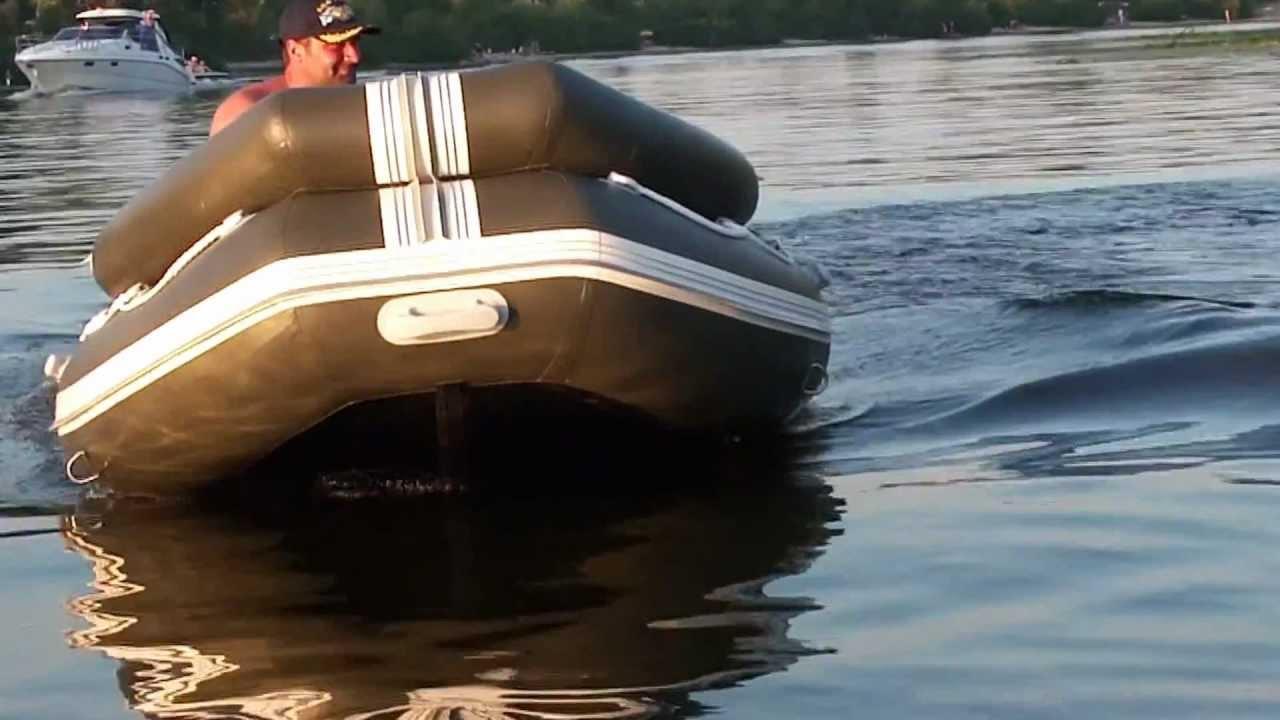 ютуб лодки пвх