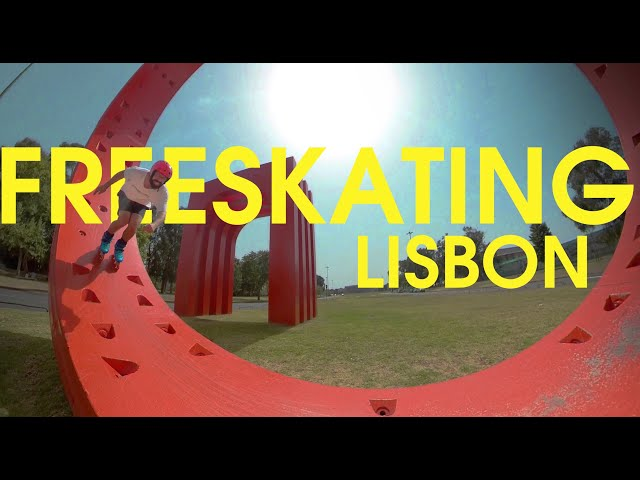 4 WHEELS & TRISKATES FREESKATING IN LISBON - FEAT SAMUEL DIAS