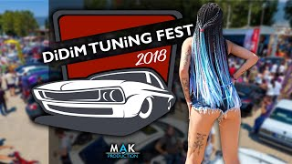 Didim Tuning Fest 2018 - MAK PRODUCTION (ARABA FUARI)