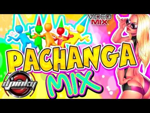 DjPinky - Pachanga Mix  Homrnaje A Radio Nina. Edit DjChipyMix