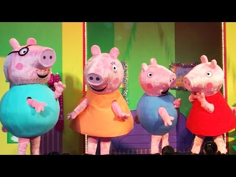 Peppa Pig Peppa's Christmas Surprise Live