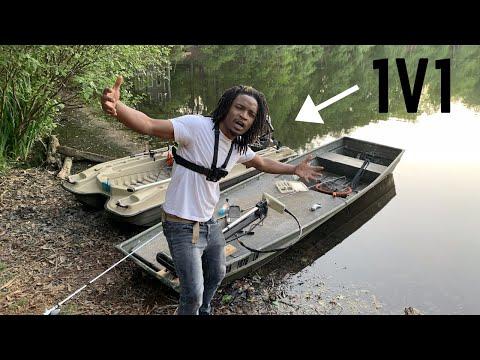 Pelican Bass Raider Vs Jon Boat Challenge: FT DeeWildTV