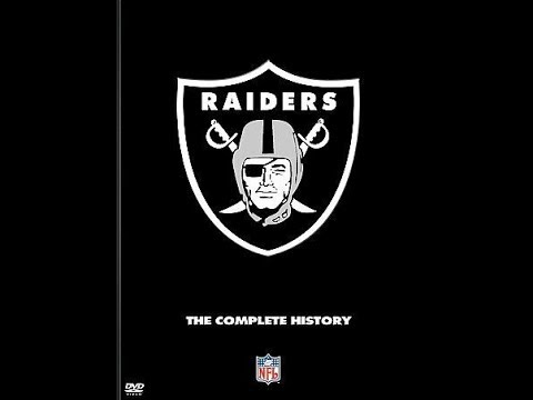 A Complete History Of The Oakland Raiders 1963-2004