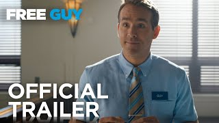 Free Guy | Official Trailer | 20th Century FOX Video