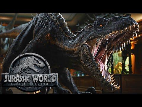 Indoraptor Theme - Jurassic World : Fallen Kingdom