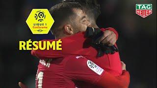Nîmes Olympique - Stade Rennais FC ( 3-1 ) - Résumé - (NIMES - SRFC) / 2018-19