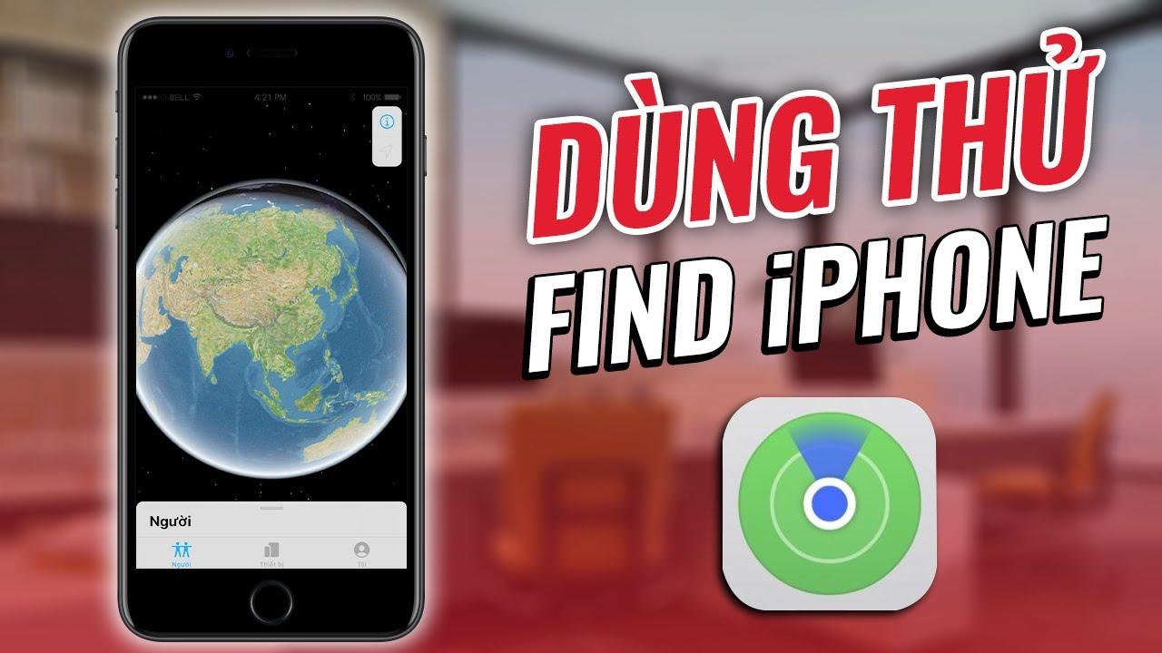 #iOS 13: ĐỊNH VỊ iPHONE KHÔNG CẦN INTERNET | Find my iPhone