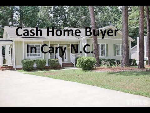 We Buy Houses Cash Cary NC