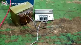 Video Cara Membuat Inveter Dc 12v to Ac 220v Sederhana download MP3, 3GP, MP4, WEBM, AVI, FLV Agustus 2018