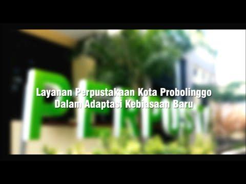 Layanan Perpustakaan Kota Probolinggo Dalam Adaptasi Kebiasaan Baru