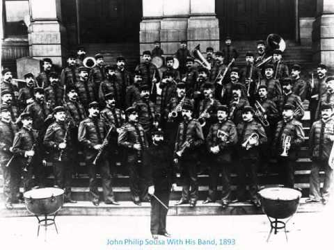 John Philip Sousa's Stars and Stripes Forever Remastered [Originally Recorded in 1896/7]