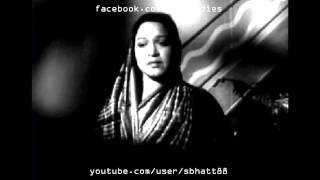 Bambi 1940s [unreleased]: Dekho ji dekho aaya mausam bahaar ka (Amirbai Karnataki)