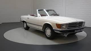 Mercedes-Benz 350SL 3.5 V8 1972 -VIDEO- www.ERclassics.com