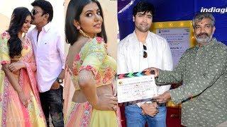 Adivi Sesh - Shivani Rajasekhar 2 States remake launch   SS Rajamouli   VV Vinayak   Indiaglitz.com