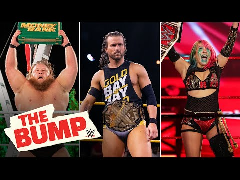 otis,-asuka-and-adam-cole-talk-wwe-money-in-the-bank:-wwe's-the-bump,-may-13,-2020