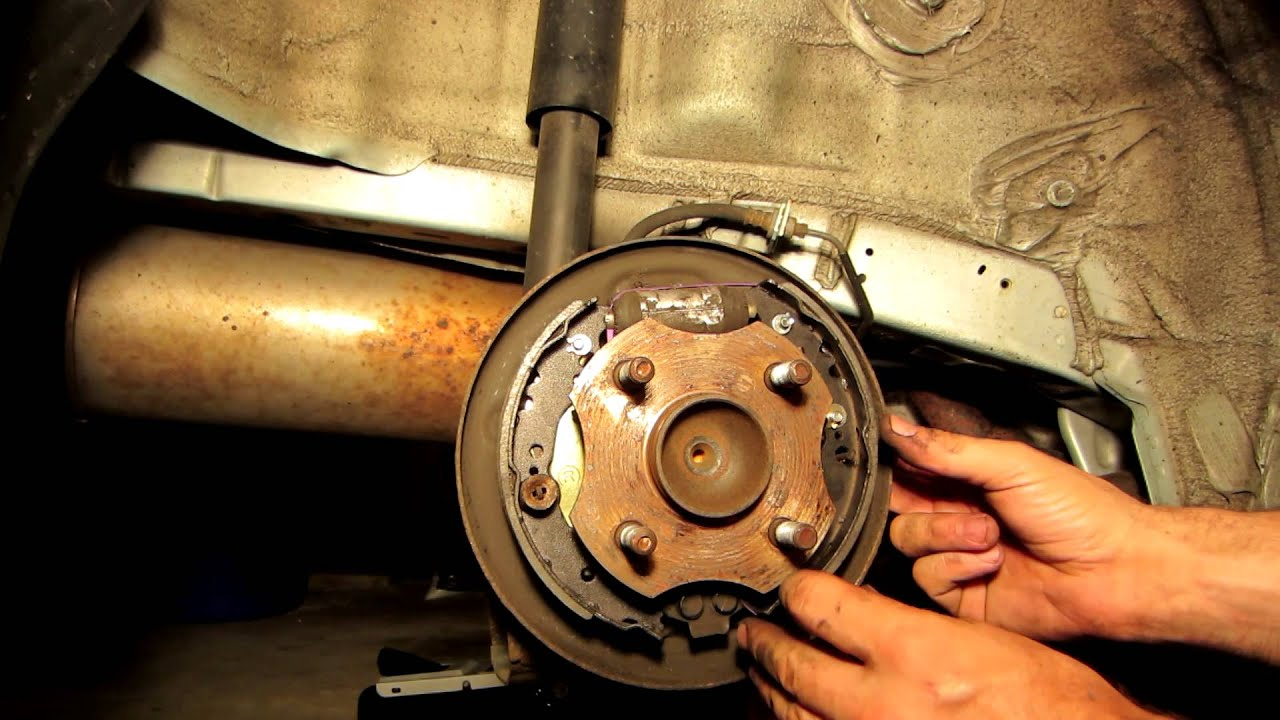 2003 Toyota Echo Rear Brake Diagram Wiring And Ebooks Drum Alternatives That Worked For Me Regarding Brakes Tutorial Rh Youtube Com Assembly 1991 Pickup 4x4