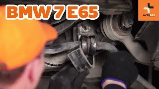 Zelf reparatie BMW 7-serie - videogids downloaden