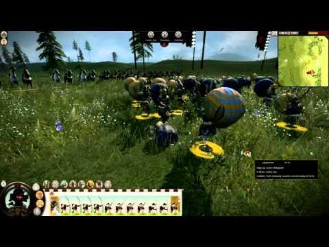 Shogun 2: Blistered Thumbs vs. GamersGlobal
