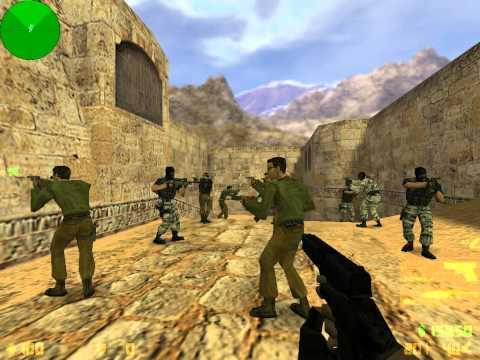 Counter Strike Википедия