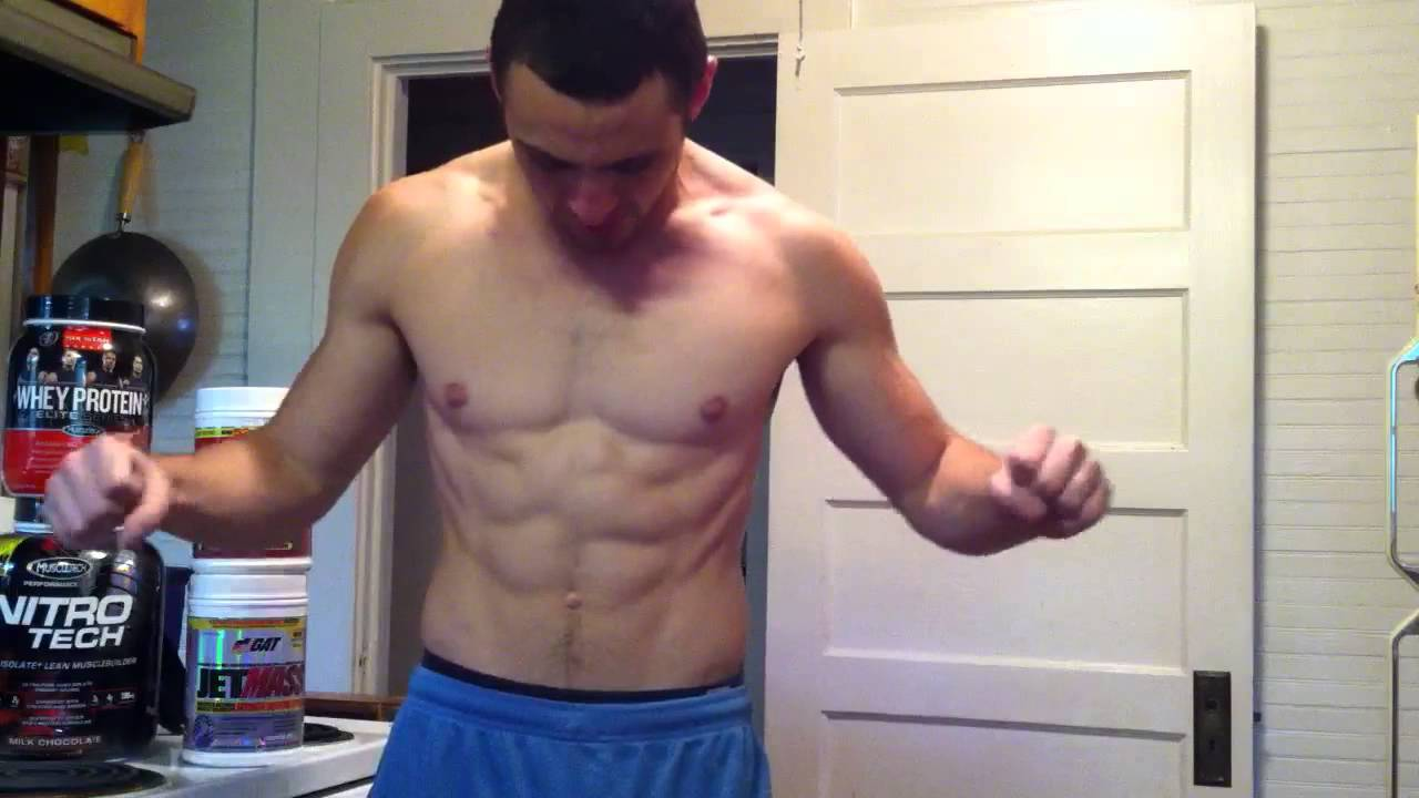 Creatine Before and After Part 2: The Before - YouTube