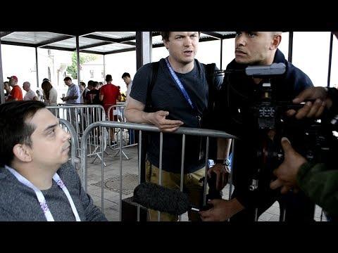 Дал интервью для BBC News,ФСБ Простите,Доступная среда в России(Блог о Жизни)