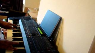 Woh Beete din yaad hain Keyboard Performance - Instrumental - Piano