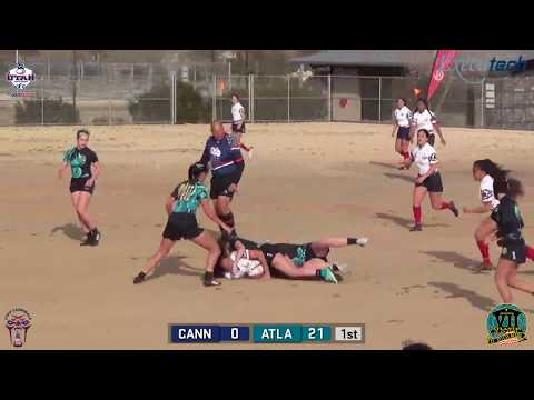 2018 LVI Girls u18 Elite : Utah Cannibals vs Atlantis
