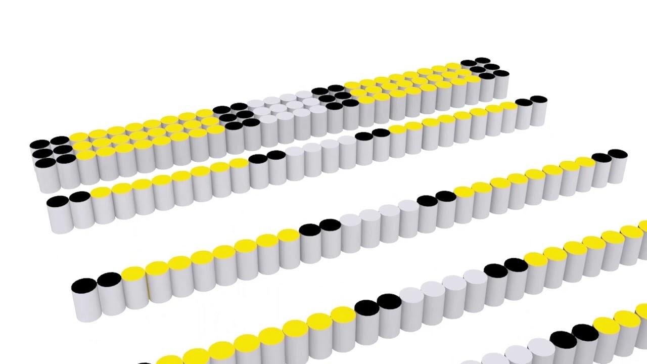 Materasso Balance De Luxe.Manifattura Falomo Flexizone Balance De Luxe Youtube