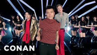 "Video J.Y. Park ""Fire"" feat. Conan O'Brien & Steven Yeun & Jimin Park Official M/V download MP3, 3GP, MP4, WEBM, AVI, FLV Agustus 2017"
